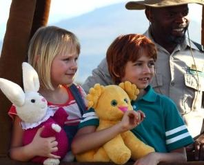 Kacper i Emma na safari - Festiwal KinoJazda