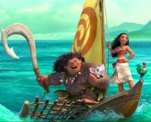 Vaiana: Skarb oceanu 3D dubbing - Festiwal KinoJazda