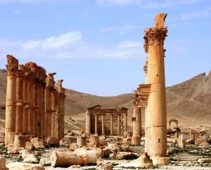 Syria - starożytność w cieniu dyktatury - Podróżniczy Klub Filmowy