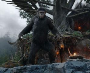 Wojna o planetę małp 3D