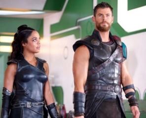 Thor: Ragnarok 2D