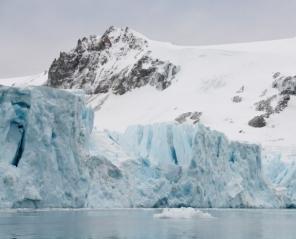 Antarktyka - stacja polarna, lodowce, pingwiny - PKF