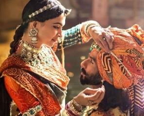 Padmaavat - seans prosto z Bollywood