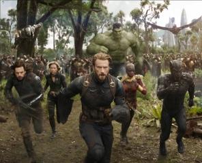 Avengers: Wojna bez granic 2D napisy