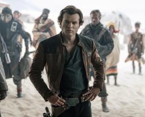 Han Solo: Gwiezdne wojny - historie 2D dubbing