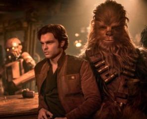 Han Solo: Gwiezdne wojny - historie 3D napisy