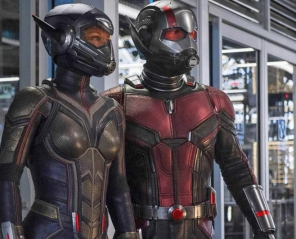 Ant-Man i Osa 3D dubbing