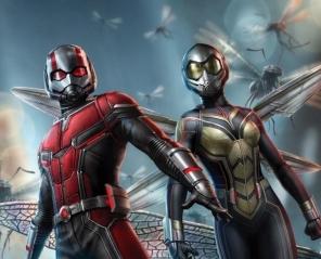 Ant-Man i Osa 2D dubbing