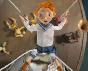 Kapitan Morten i królowa pająków - Festiwal KinoJazda