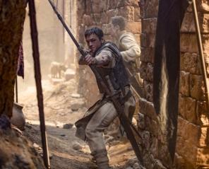 Robin Hood: Początek dubbing