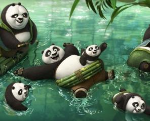 Kung Fu Panda 3 3D - Festiwal KinoJazda