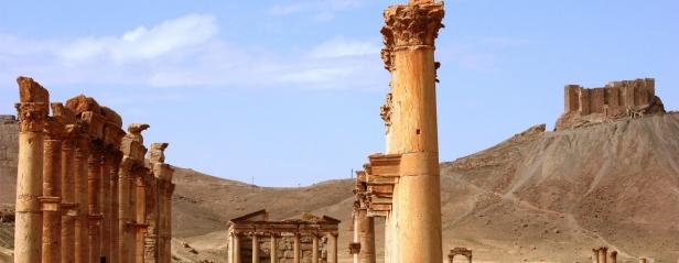 26.01 Syria - starożytność w cieniu dyktatury - Podróżniczy Klub Filmowy