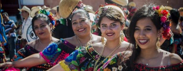 27.04 Maski, tańce i wypchane wiewiórki. Religijne fiesty ludowe w Meksyku