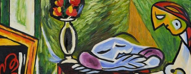 6.09 Hitler kontra Picasso i reszta - WYSTAWA NA EKRANIE