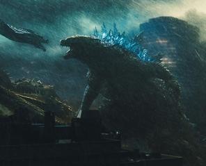 Godzilla II: Król potworów 2D napisy