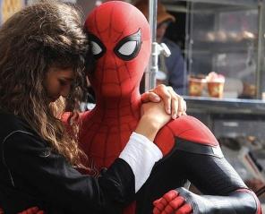 Spider-Man: Daleko od domu 3D dubbing