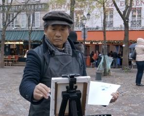 Montmartre de Papa  -  6. Warsaw Korean Film Festival online