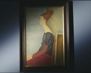 Modigliani: portret odarty z legendy - Art Beat