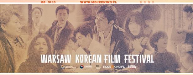 26-31.10 Warsaw Korean Film Festival  mojeekino.pl