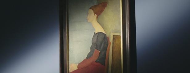 18.11 Modigliani: portret odarty z legendy - Art Beat